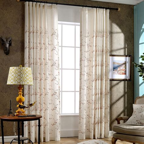 country bedroom curtains country style curtains for bedroom attractive design