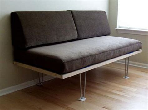 small day bed small sofa diy daybed more stuff to learn pinterest