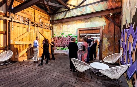 The Goods Shed by Co Working Movement In Flux As Business Of Finds