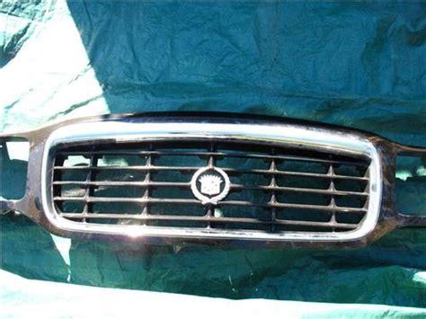 1999 cadillac grill 28 images 2000 cadillac grill cadillac dts chrome