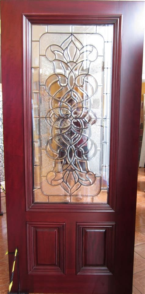 Exterior Doors Houston Tx 1000 Images About Decorative Glass Mahogany Wood Doors On Pinterest Wood Doors Safety And Arches