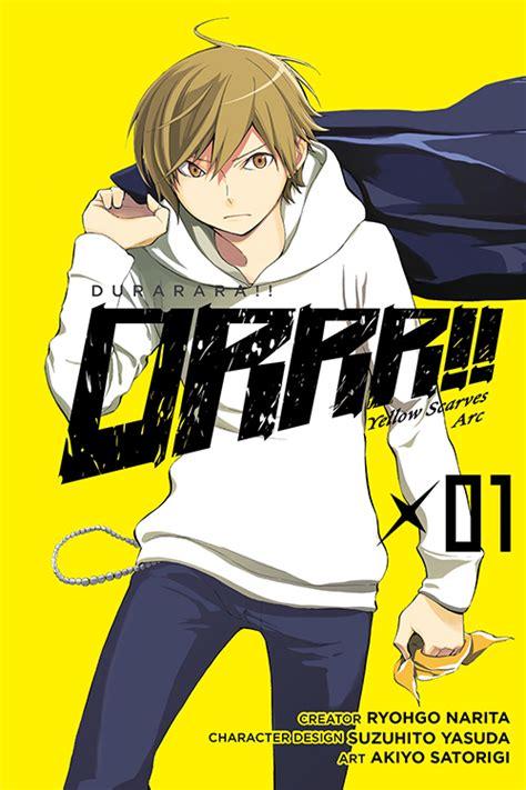 durarara story by ryohgo narita characters by suzuhito