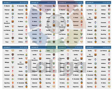 Calendrier Liga Fc Real Madrid Search Results For Calendrier Du Real Madrid 2015 2016