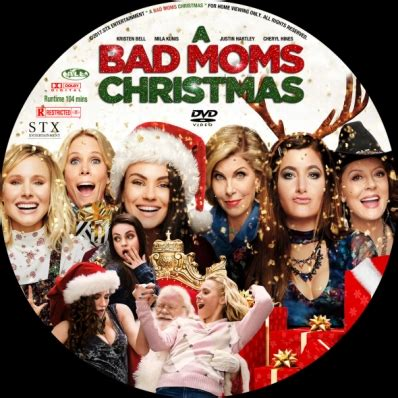 watch movie housefull 2 a bad moms christmas by mila kunis and kristen bell a bad moms christmas dvd covers labels by covercity