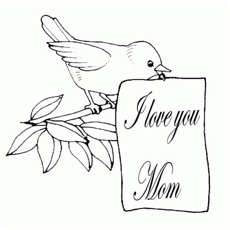 Mothers Day Drawings
