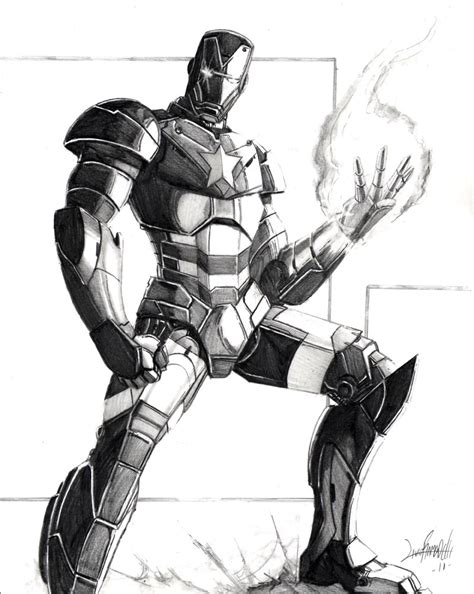 iron man patriot coloring pages iron patriot by livioramondelli on deviantart