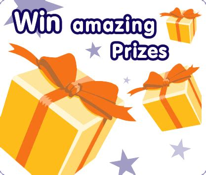 contest prizes contest time