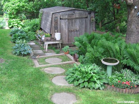 backyard tree ideas landscaping ideas gt backyard at whispering oaks