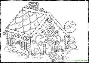 gingerbread house coloring pages gingerbread house coloring pages to and print for