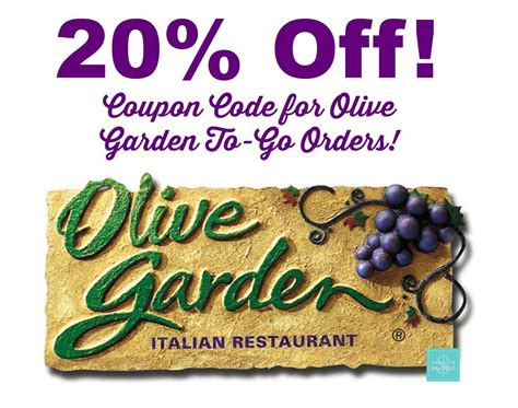 olive garden mobile coupons