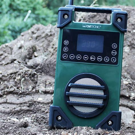 Werkstatt Radio by Outdoor Garten Werkstatt Radio Usb Aux Baustellenradio