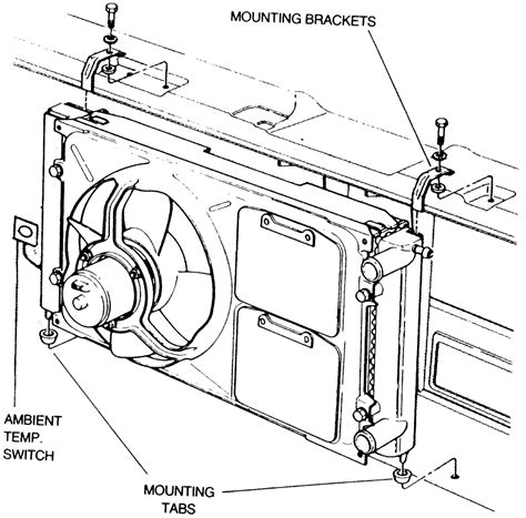 repair guides engine mechanical radiator autozone com repair guides engine mechanical radiator and fan autozone com