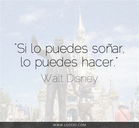 walt disney biography in spanish lo dijo walt disney frases c 233 lebres y dichos