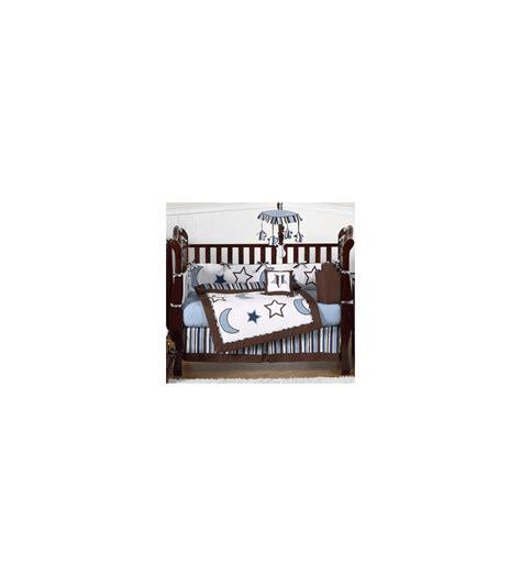 Sweet Jojo Designs Starry Night 9 Piece Crib Bedding Set Starry Crib Bedding