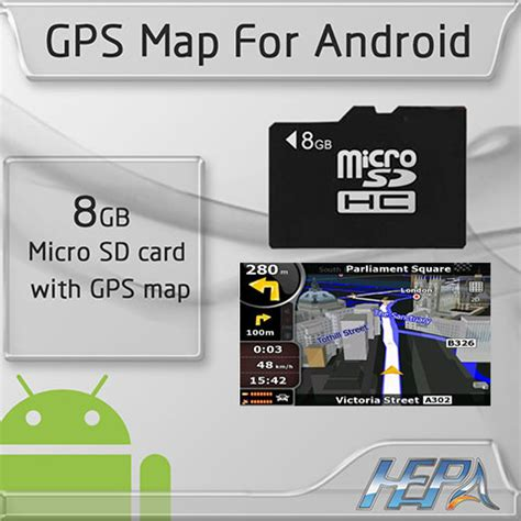 Memory Card Gps 8g micro sd card with gps map 62 support 7 quot gps navigator car dvd gps navigation system android