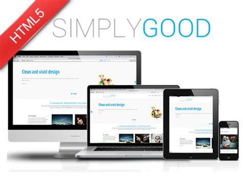 Big Deal Dxthemes 50 Wp Themes And Responsive Templates 14 Free Responsive Html5 Website Basic Responsive Html Template