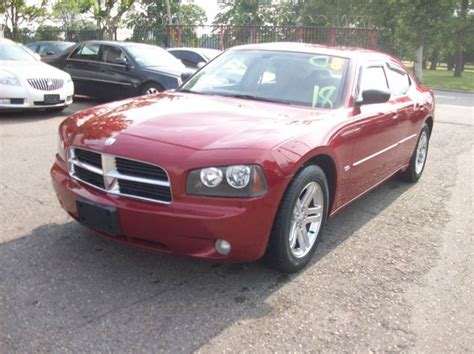 Charger For Sale In Michigan by 2006 Dodge Charger For Sale In Michigan Carsforsale