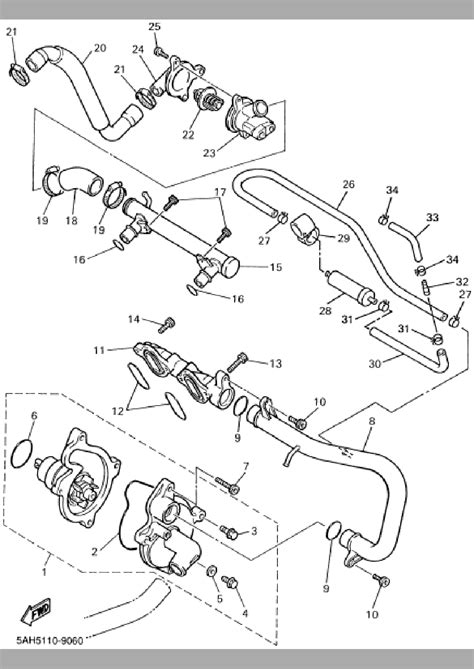 2002 yzf 600 wiring diagram wiring diagram