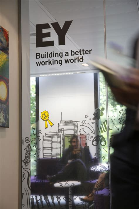 ey building a better working world brandpie rebrands ernst as ey design week