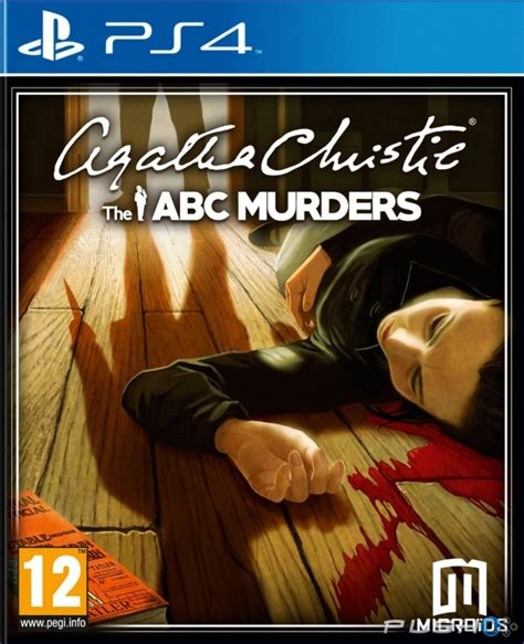 The Abc Murders 1 agatha christie the abc murders review ps4 push square