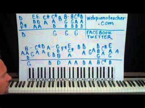 tutorial piano new york piano lesson fairytale of new york shawn cheek tutorial