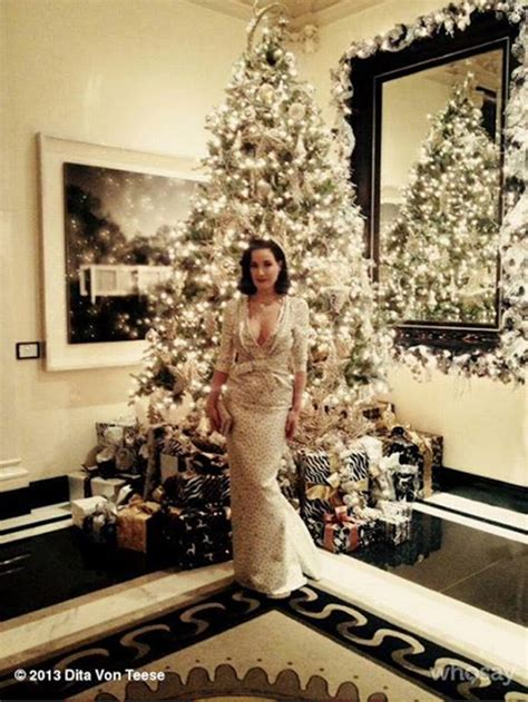 Old Hollywood Glamour Bedroom Ideas celebrity christmas trees l a live