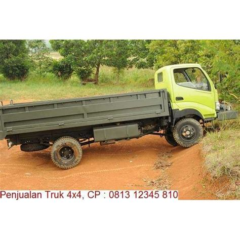 Gardan Truck jual truk 4x4 truck four wheel drive 4wd truk