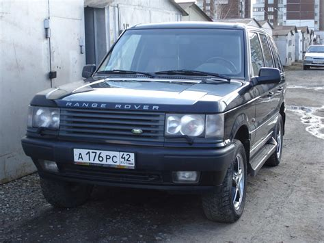 used land rover used range rovers for sale file range rover front 20080331
