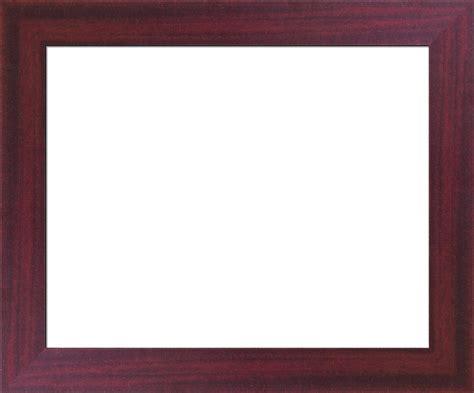 mahogany banister flat mahogany frame banister custom frame i framedit