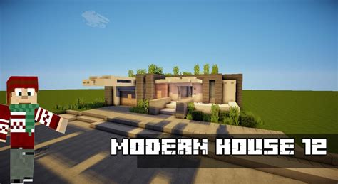 Modern House 12 Minecraft Inspiration Youtube | modern house 12 minecraft inspiration youtube
