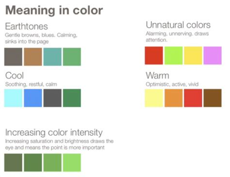 color and meaning color has meaning juice analytics