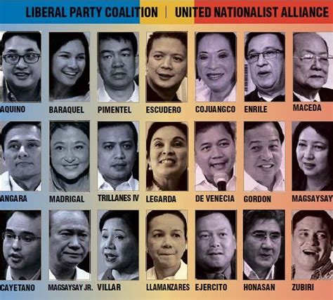 philippines senatorial candidates list of candidates for philippine 2016 election new