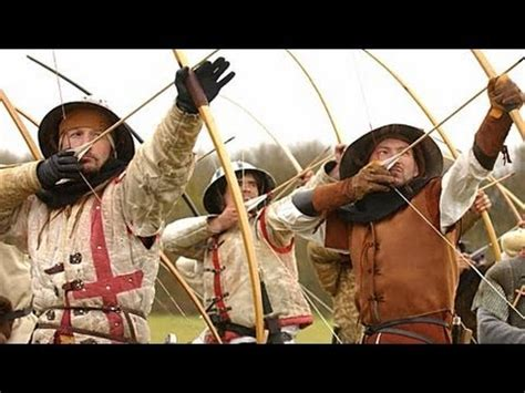 libro longbowman vs crossbowman hundred midieval weapons and combat the longbow middle ages battle history documentary youtube