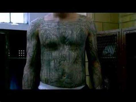 spec fox promo quot prison break tattoo quot youtube