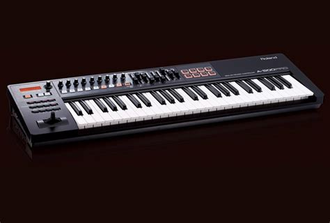 Keyboard Roland Midi A 500 Pro cakewalk by roland a500 pro usb midi controller keyboard co uk musical instruments