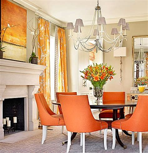 burnt orange dining room 25 best ideas about orange dining room on