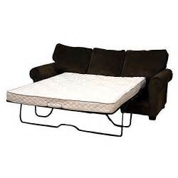 Sofa Bed With Mattress 5 Quot Innerspring Plush Sofa Bed Size Replacement Mattress Guest Room Ebay