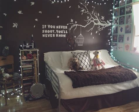 Diy Bedroom Decorating Ideas For Teens | teenage room decor tumblr grunge bedroom ideas tumblr