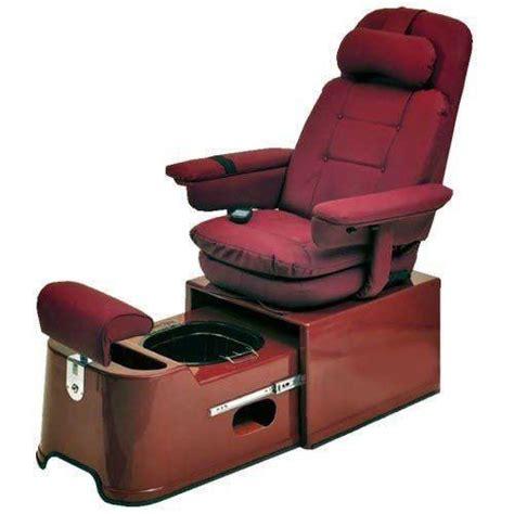 Plumb Free Pedicure Chair by Pibbs Footsie Spa Pedicure Chair Keller International