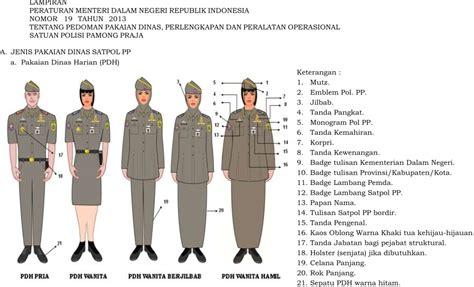 Pakaian Dinas Harian pakaian dinas harian pakaian kerja lapangan seragam
