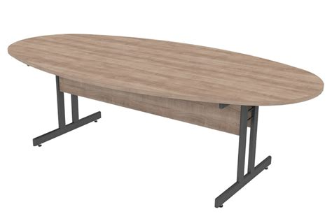 Oval Boardroom Table Thames Oval Boardroom Table