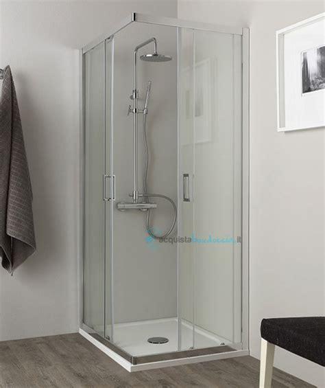 piatto doccia 80x90 vendita box doccia angolare porta scorrevole 80x90 cm