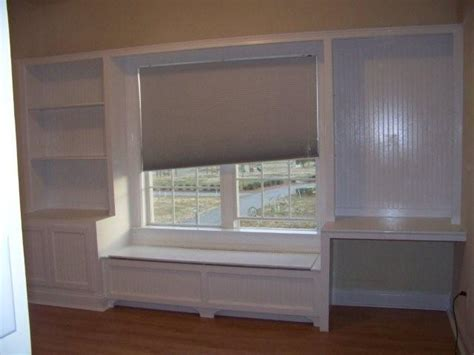 window seat bookshelf bookcase windows seat desk in one this is for