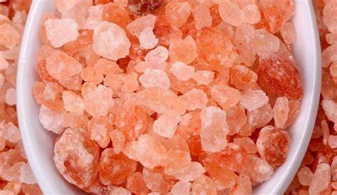 sale rosa dell himalaya propriet 224 benefici per la salute