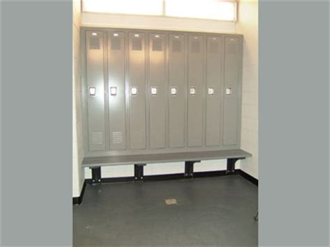 plastic shower room benches plastic wall mounted locker room bench