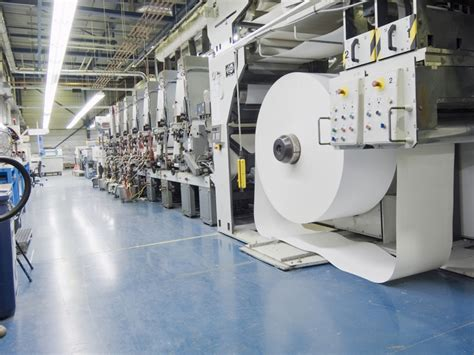 Paper Industry - industries we serve
