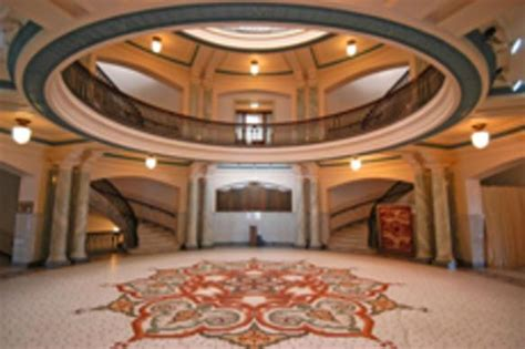 Justice In Carroll County carroll county courthouse delphi indiana rotunda