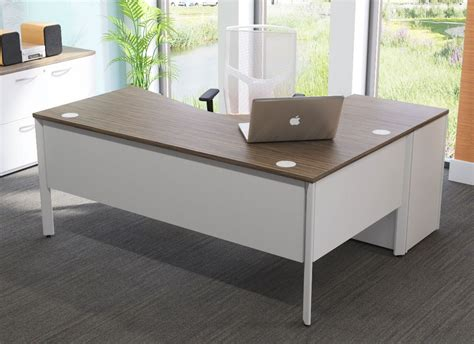 Used Corner Desk Used Corner Desk Laminate Used Corner Desk L Shape Maple National Office Interiors And