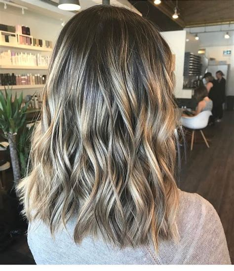 lob haircut best hair style wavy lob hair styles color styling trends right now