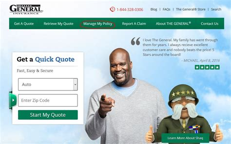 general auto insurance login wwwthegeneralcom